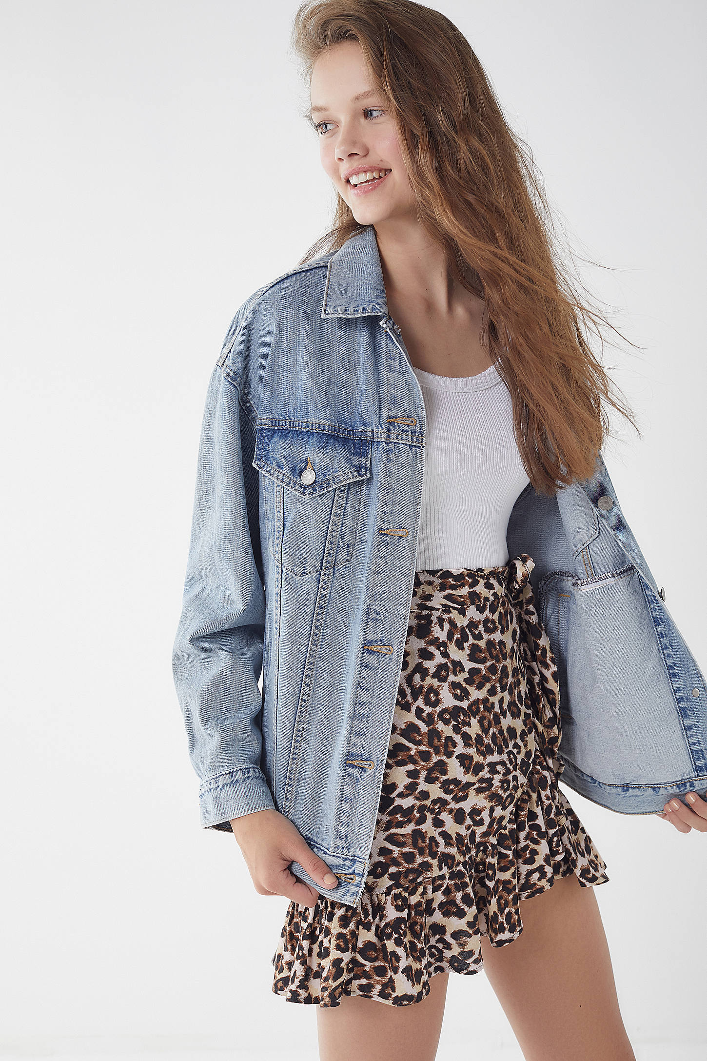 Urban Outfitters BDG '80s Trucker Jacket     – $49.90