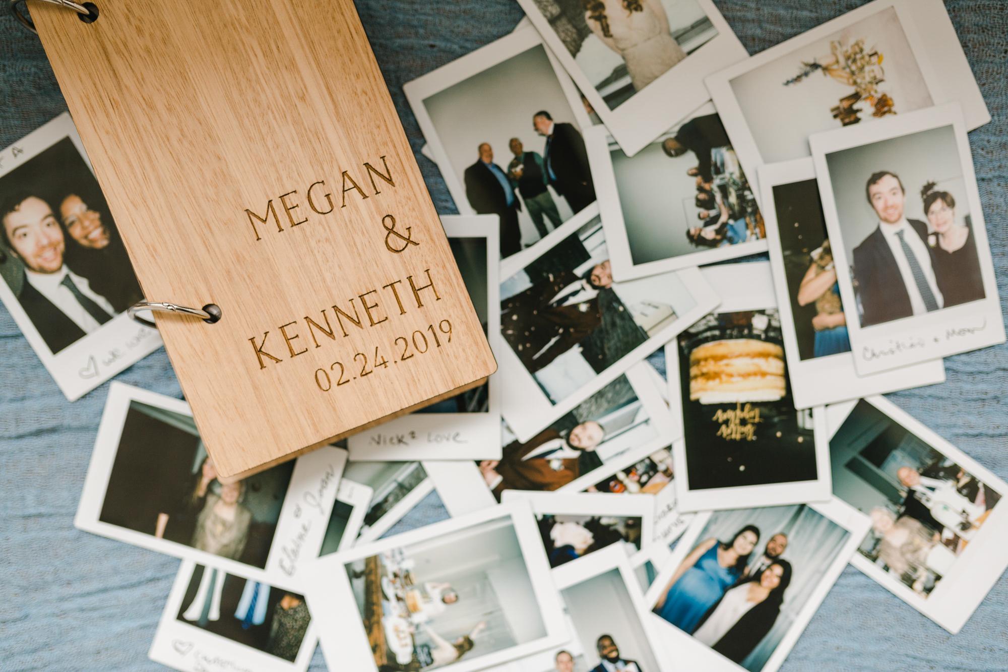 Instax Wedding Album Etsy