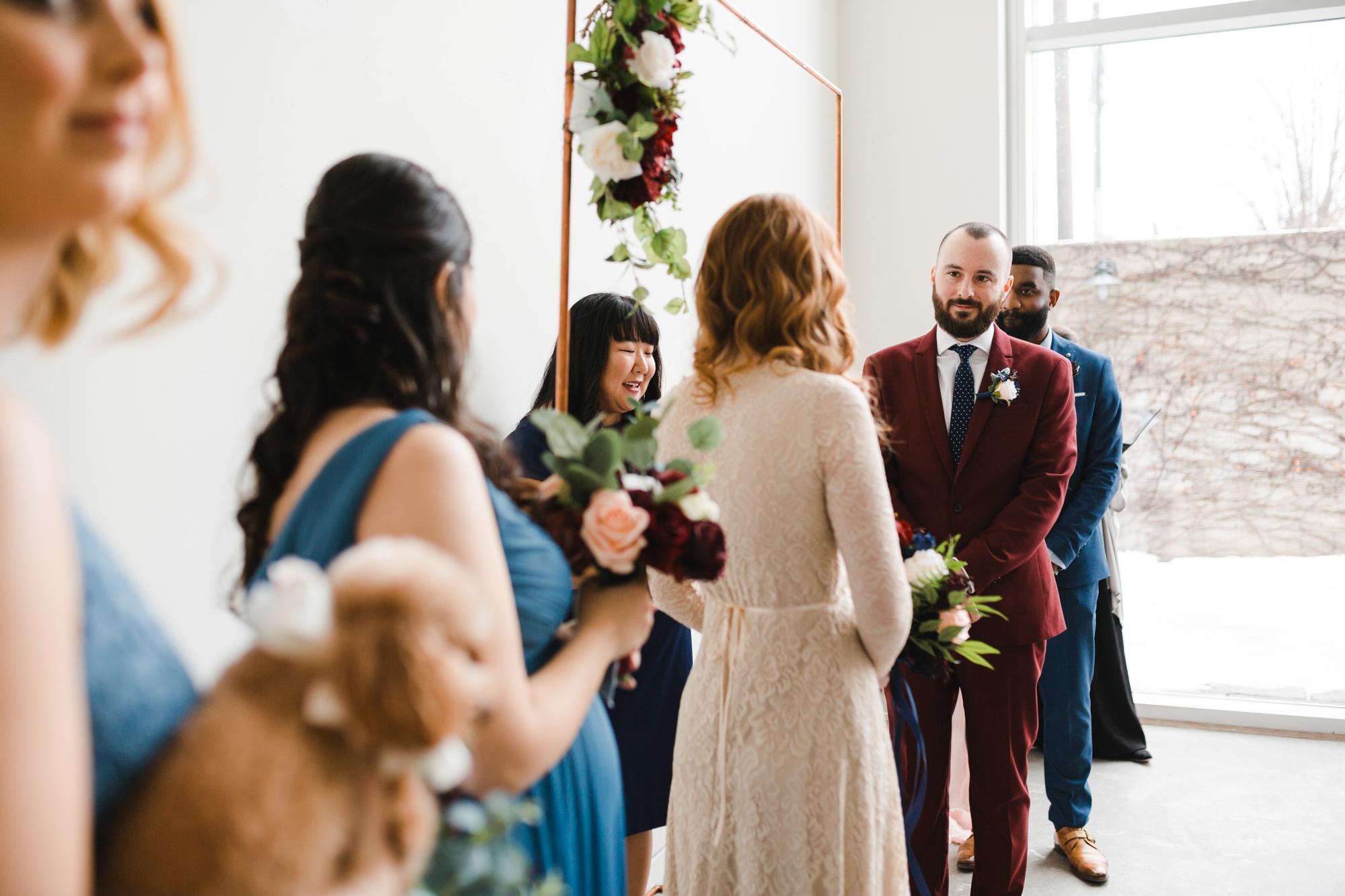 Toronto winter wedding ideas
