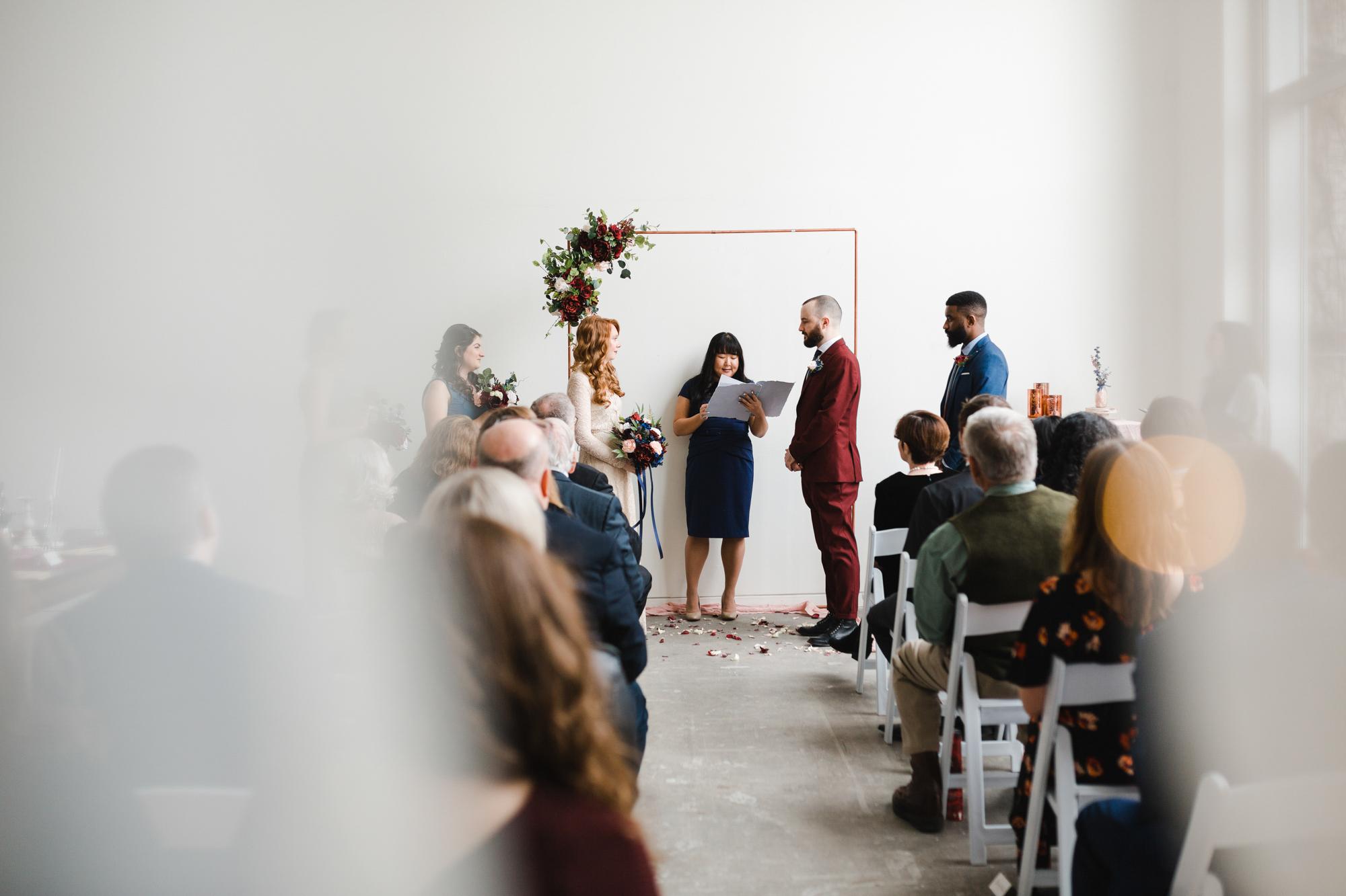 Album Studios Toronto Wedding