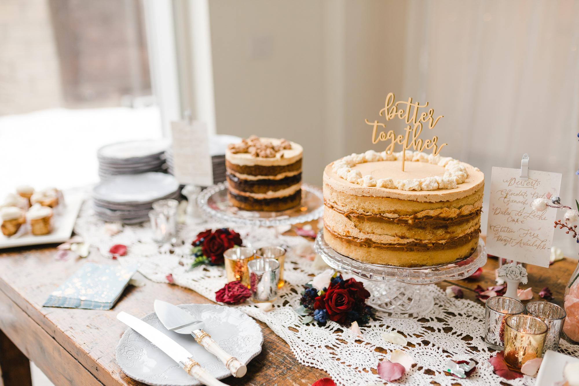 Milk Bar Wedding Cakes