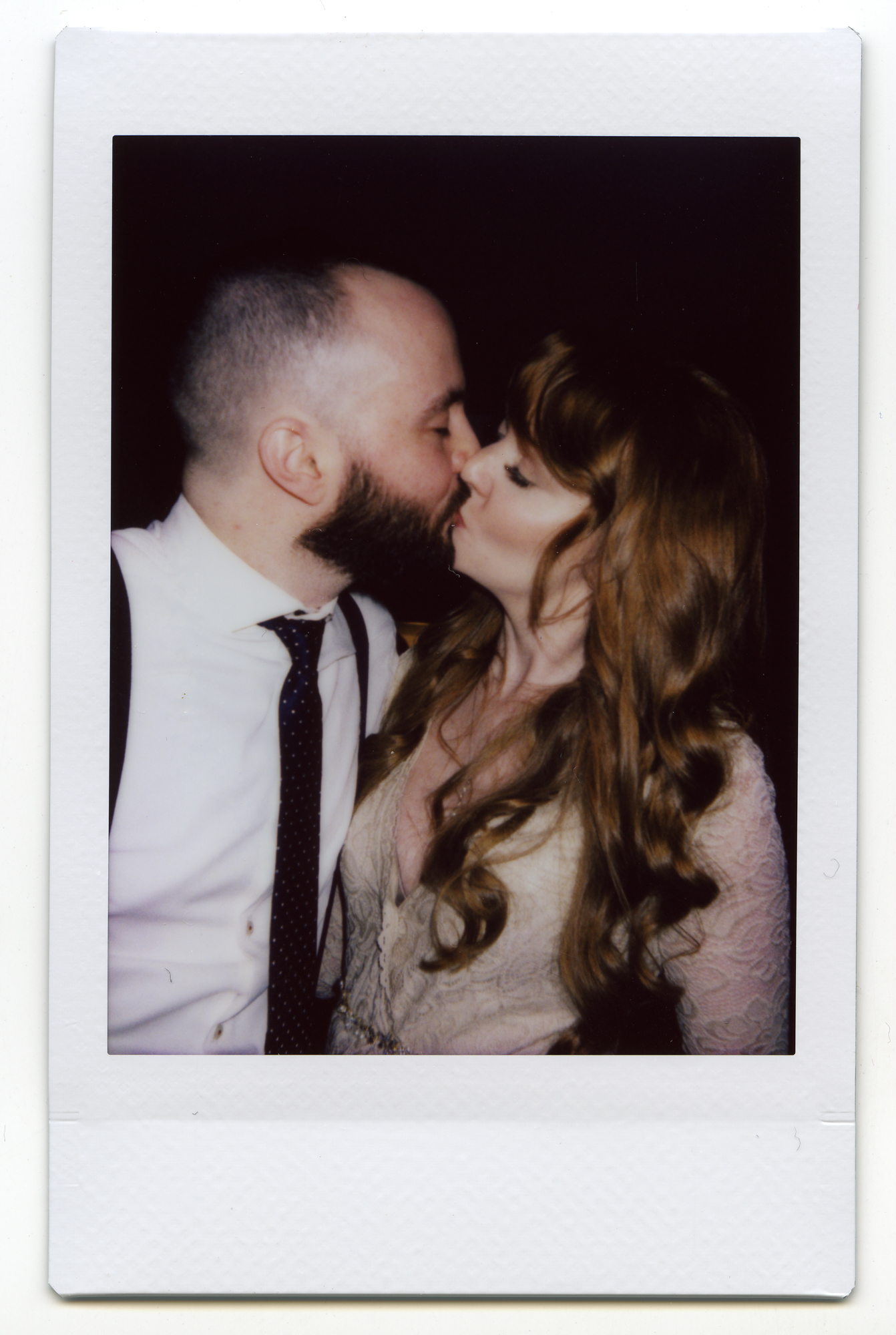 Wedding Instax photos