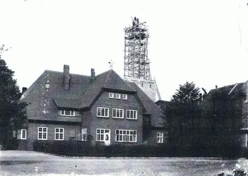 """Die """"Doppeleiche"""" 1922 bis 1924"""