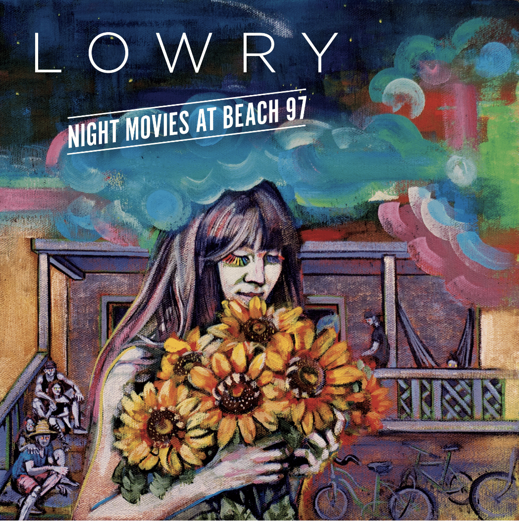 "A new full length record from Lowry, ""Night Movies at Beach 97"""