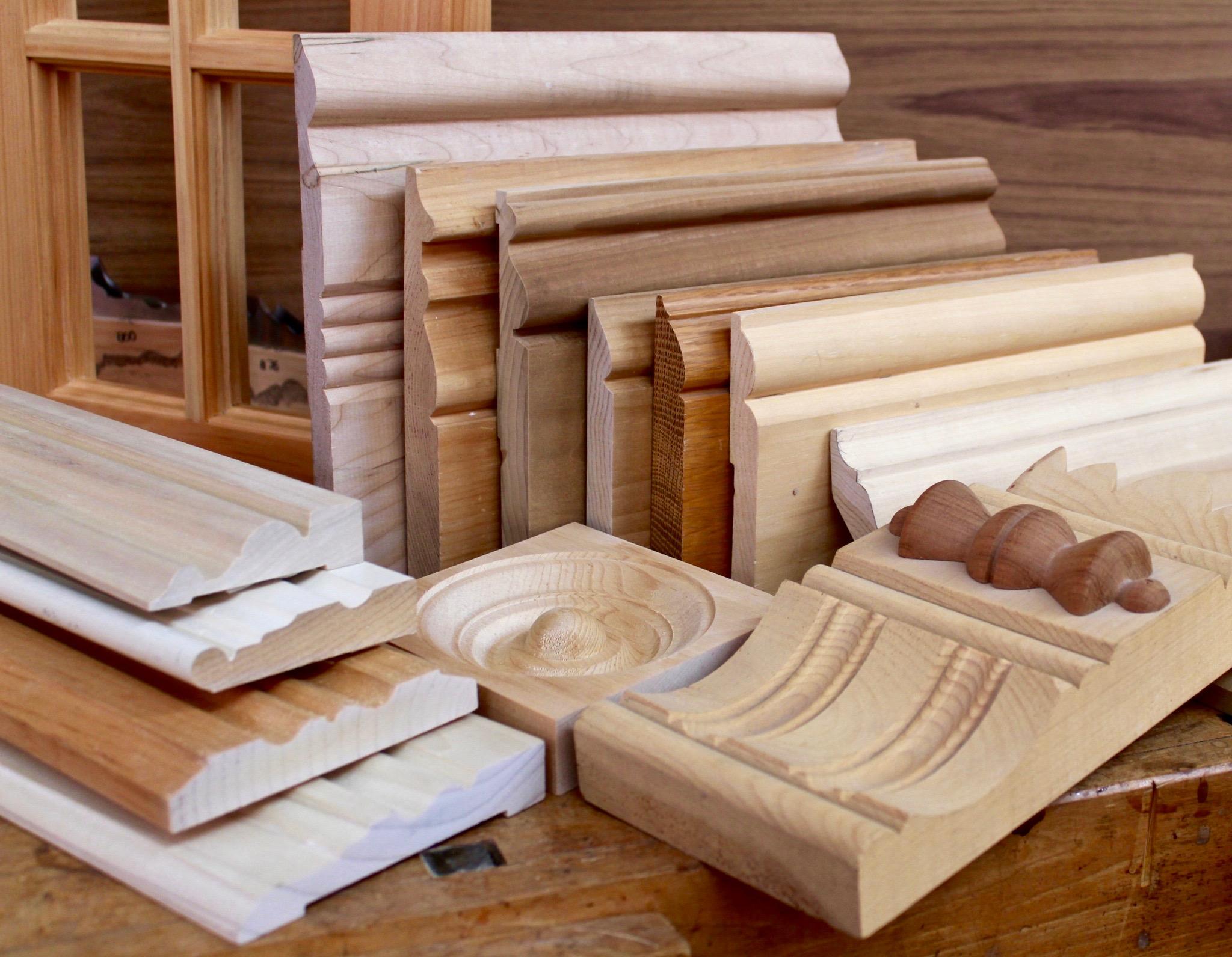 Trim Old World Woodworking