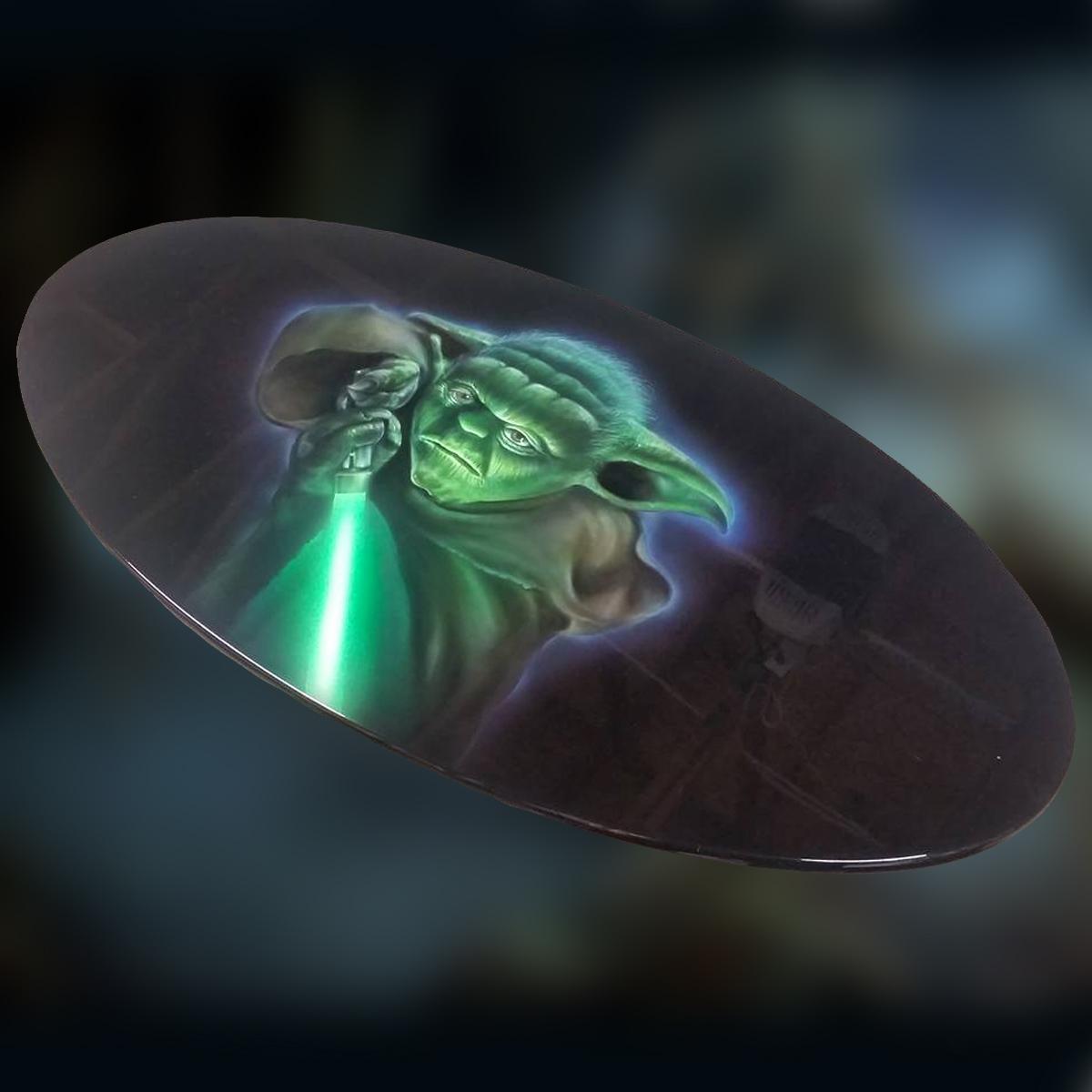 Yoda Table