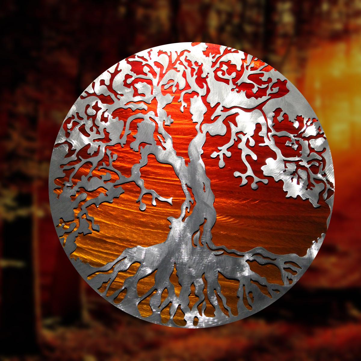 Tree of Life Orange