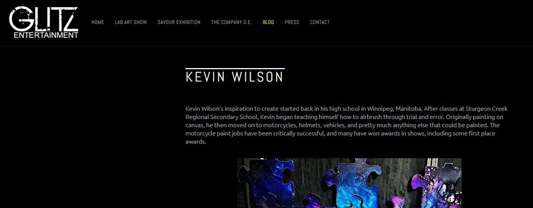 Kevin Wilson on GLITZ.JPG