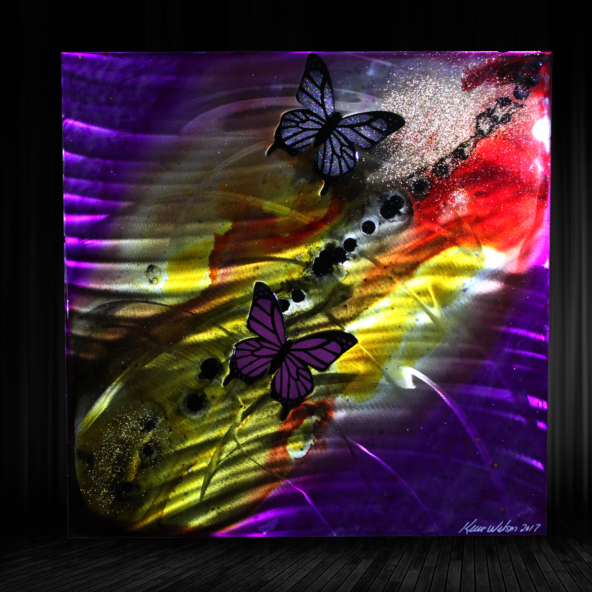 3D-Butterflies