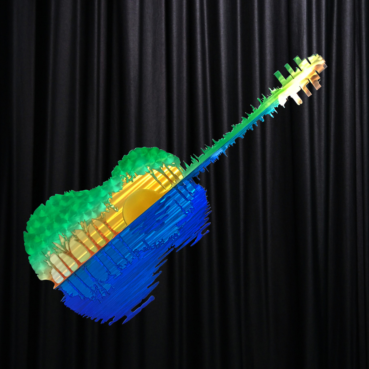 Bayou Guitar