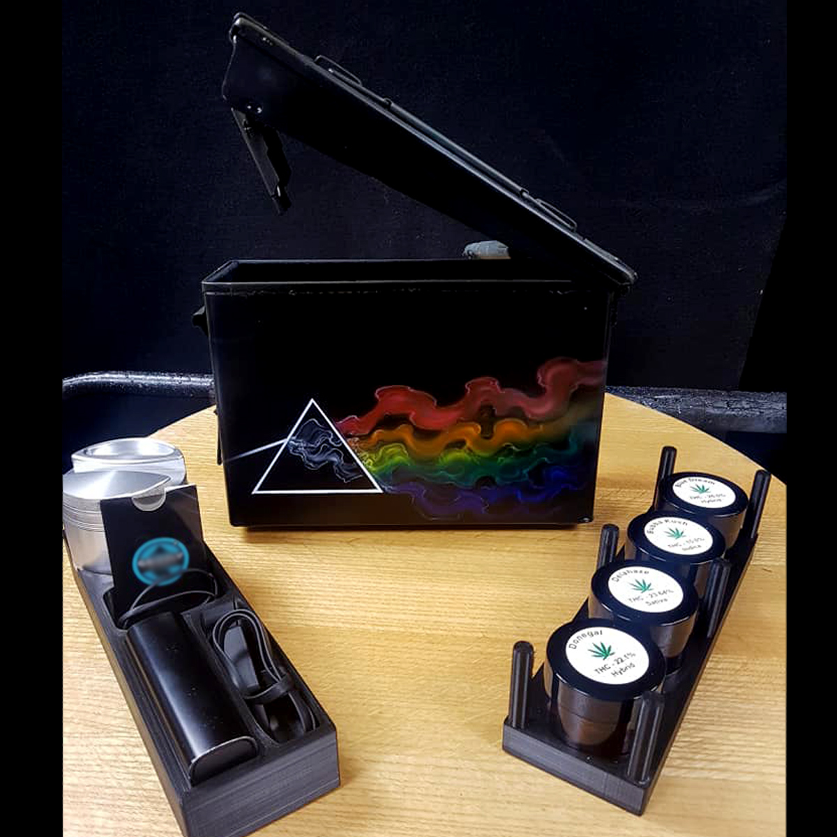 Darkside Canna-Box / Complete kit