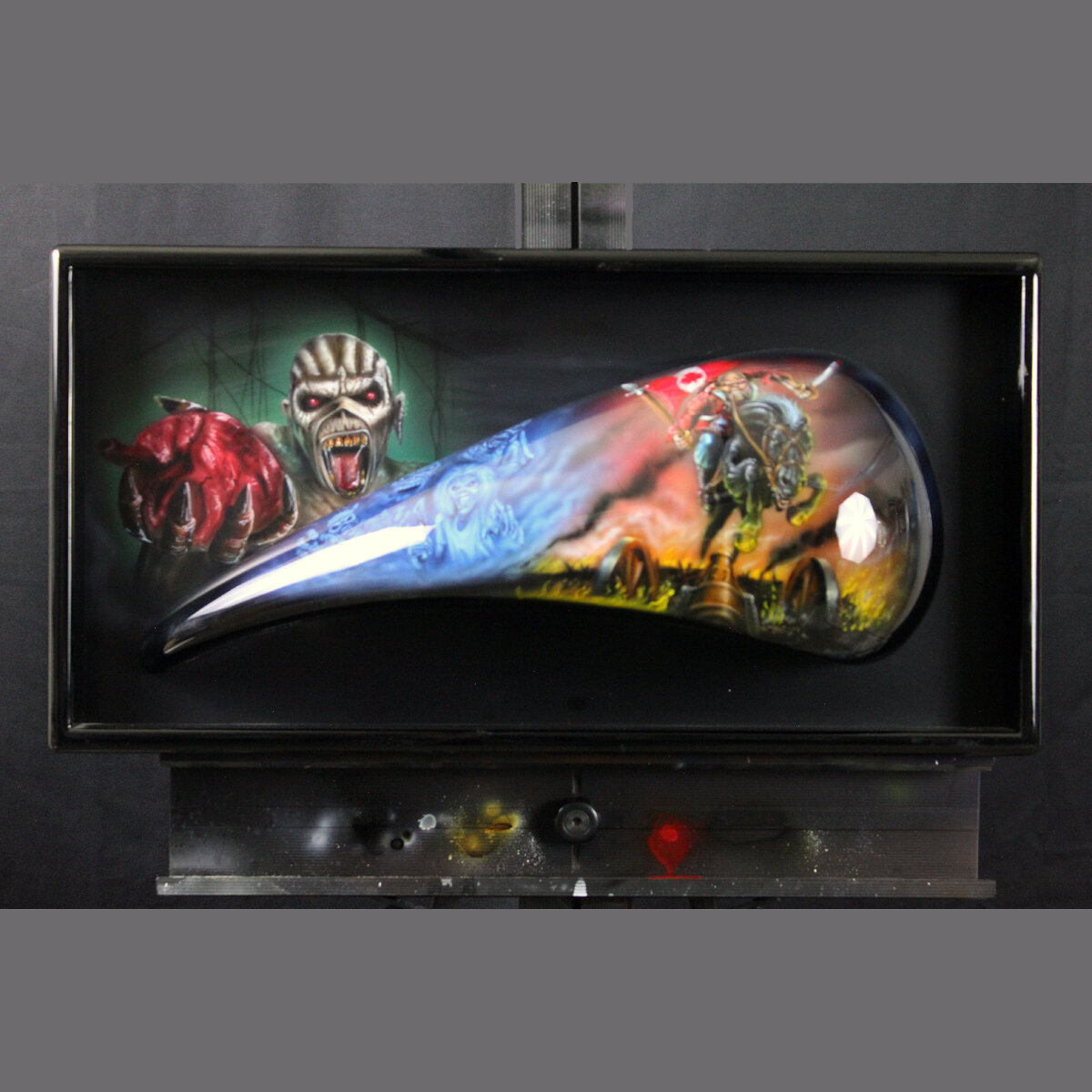 Gas Tank Art - Horror 1