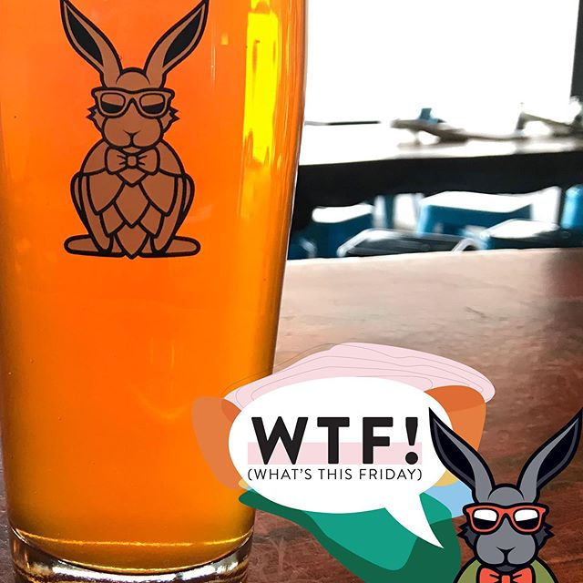 Today's WTF Beer is Cimcade (Sim-Kay-Dē)! It is a hoppy American Pale Ale with 6.2% ABV. This beer uses predominantly Simcoe Mosaic and Cascade hops, balances rich malt with piney fruit notes, and finishes cleanly. Our annual home brew contest for #OmahaBeerWeek lead us to meet Jeff Kiefer, the master homebrewer whose recipe we scaled up to produce this brilliant bubbly pint of suds. Pairs well with the Smoked Reuben or the Black Bean Burger for our vegetarian friends! #WhatsThisFriday