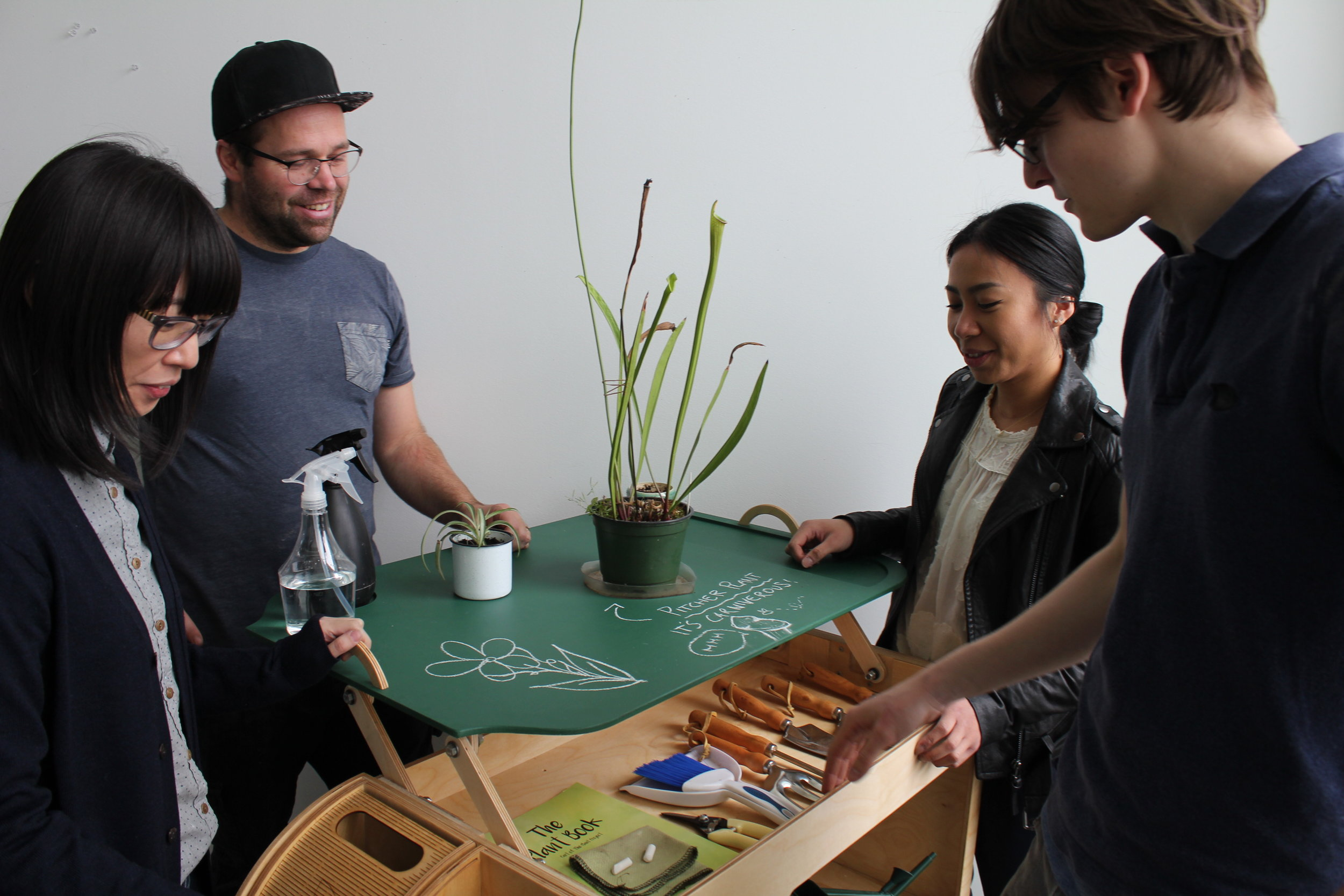 The Plant Project - Creating the space for people to develop a better relationship with their plants.
