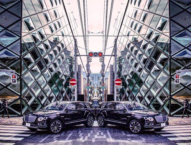 Combine and Recombine - Insight itself is a #luxury. . . . . #Bentayga #Twins #DoubleExposure #Jointherivalry #ESQVR #DVRKMVTR #Producer #Fire #iG #trickphoto #Art #Trap #Hiphop #Adobe #CoverArt #igdaily #RIVALS #Tokyo #Recombine #Combine #beatsforsale #lol #bentley #prada @bentleymotors @prada
