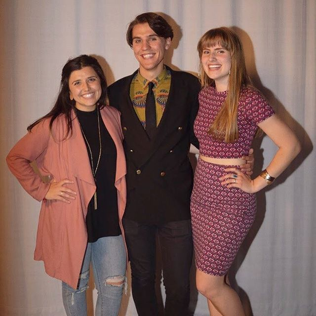 Last night was the premiere of the @unabandoneddocumentary with GPP's own Madeleine Smith directed the film and Lisicak was the Director of Photography! Congrats to them both for the the outstanding work!