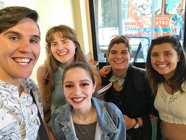 Great day of final Callbacks for our newest production! Featuring Director Madeleine Smith, Producers Pearson Kunz & Polly Lisicak, Casting Director Penelope Sheep, and Production Designer Lucy Pauz. Big THANK YOU to the NW Film Center for hosting us!