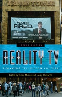 Reality TV: Remaking Television Culture by Susan Murray — {I'm sorry, but the cover of this book is just TOO good not to post right now. Pay very close attention to the top}