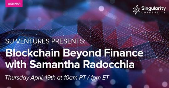 SU_Ventures_Blockchain_Beyond_Finance_Samantha_radocchia