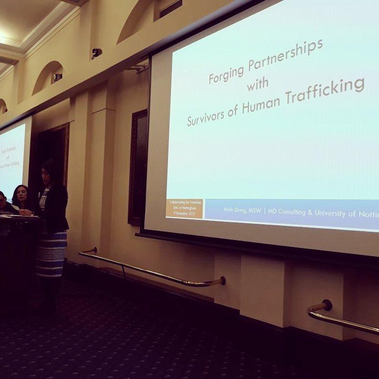 Collaborating for Freedom Conference | 9 Nov 2017 | University of Nottingham