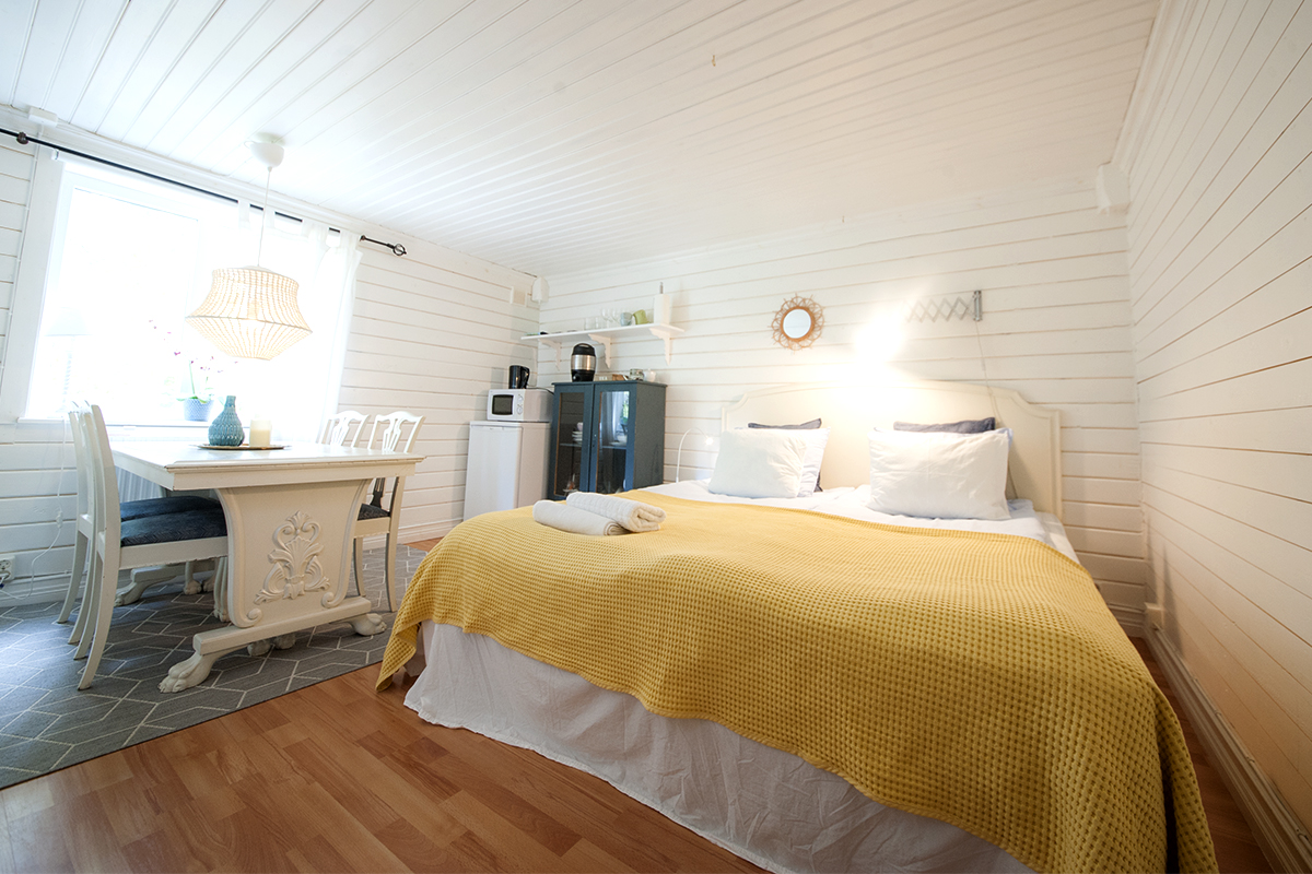 Room 1 - A double bedroom for a couple or great friends!