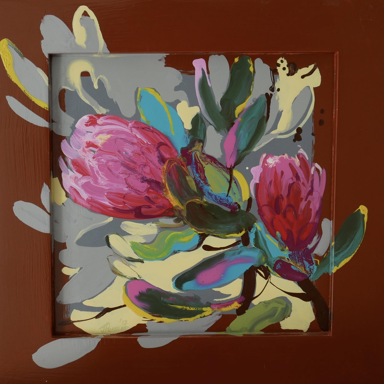 Framed Proteas