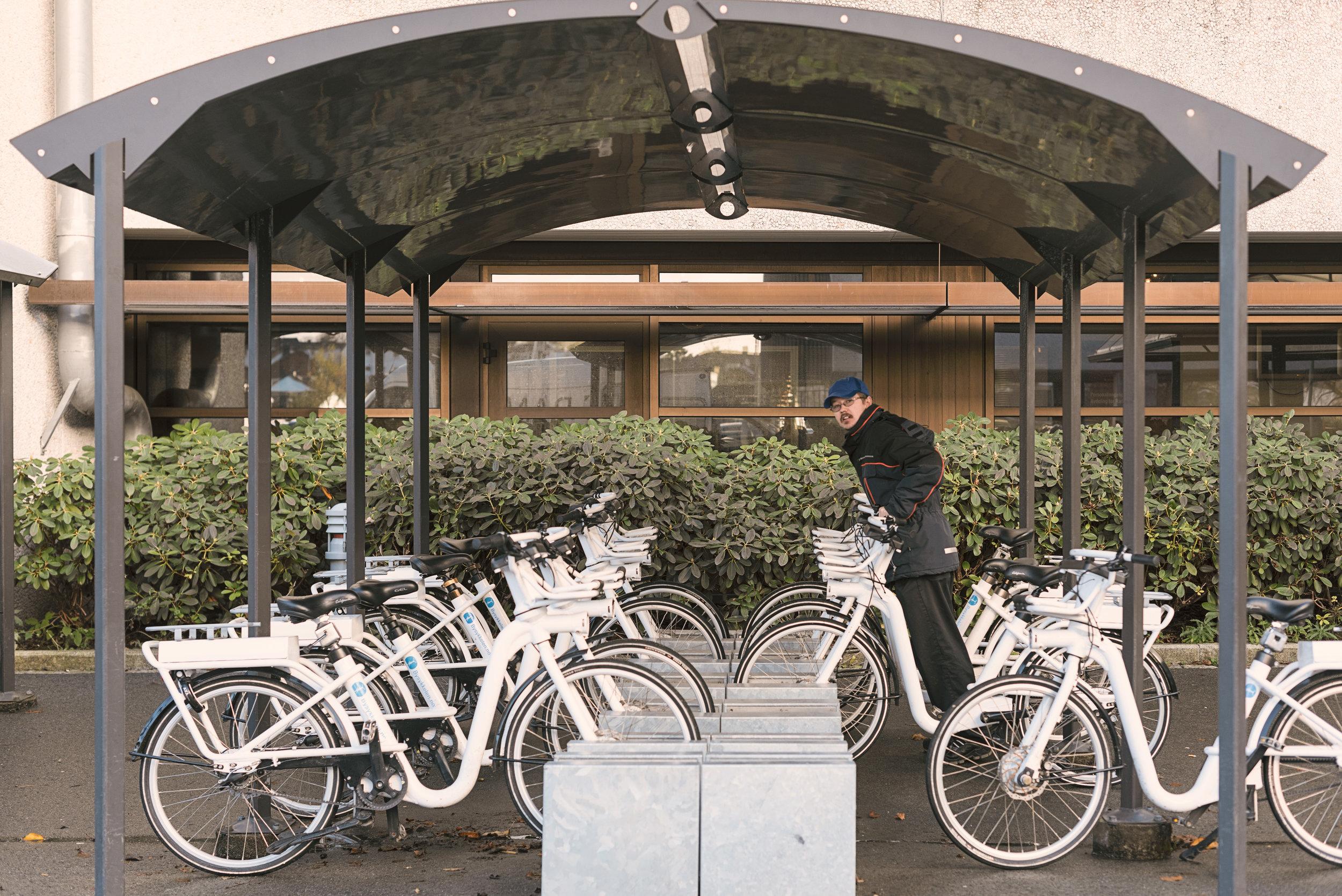 El-sykler