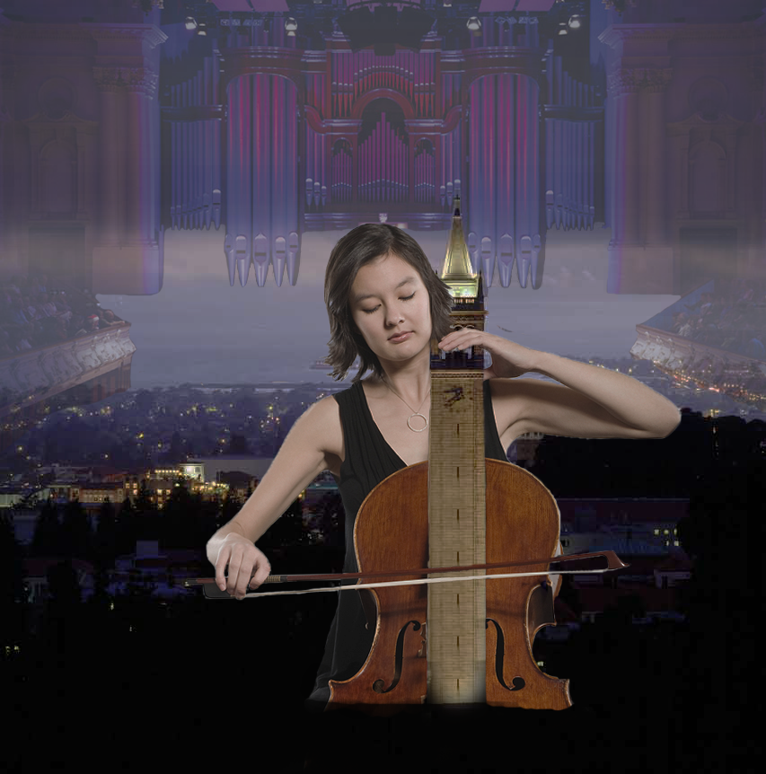 Campanile Cello   Adobe Photoshop