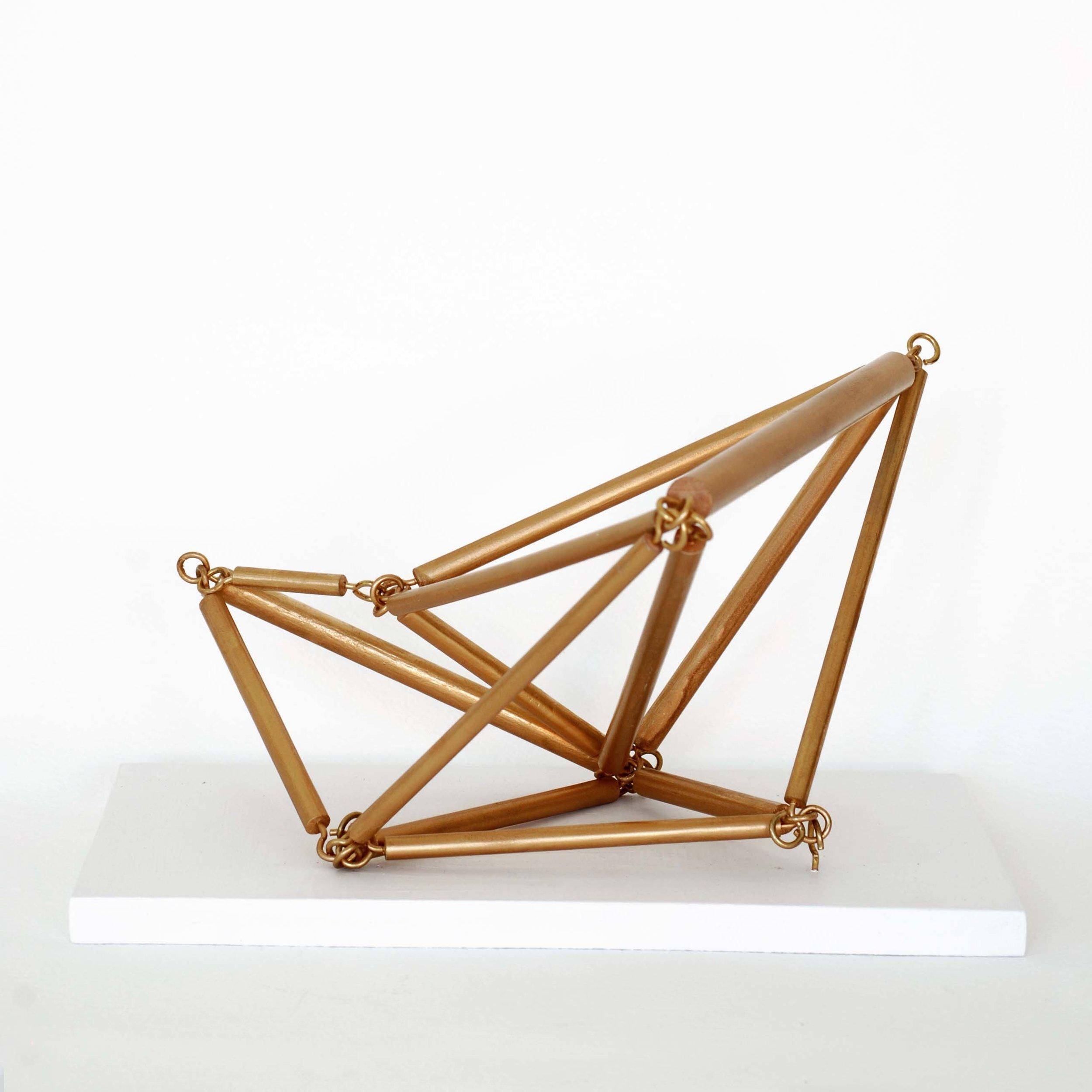 Black Gallery.  Julia Castagno,    Serie Bosquecito 1.  2017