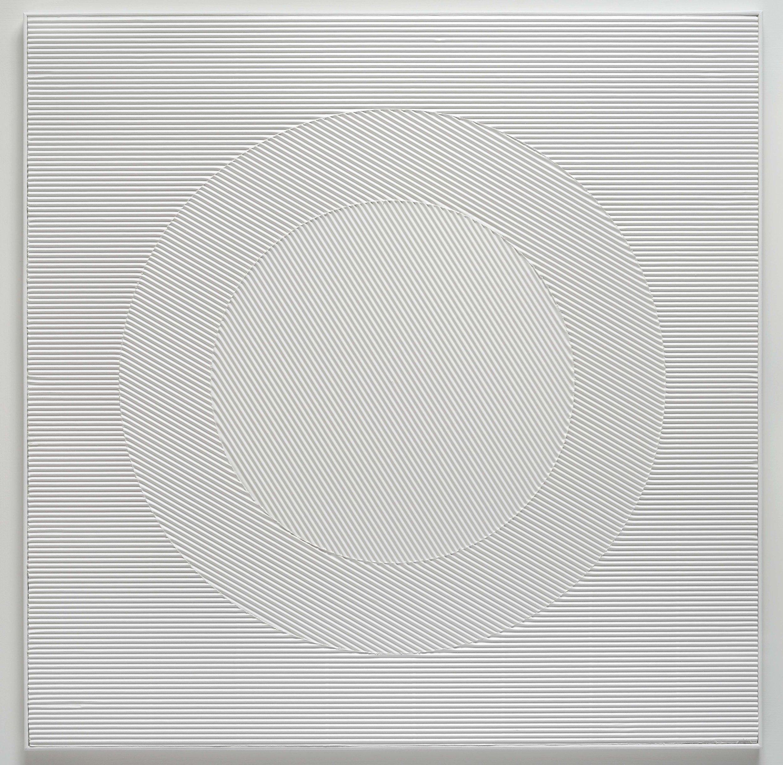 Reginart Collections.  Marina Apollonio,    Ombre nel Bianco.  1997