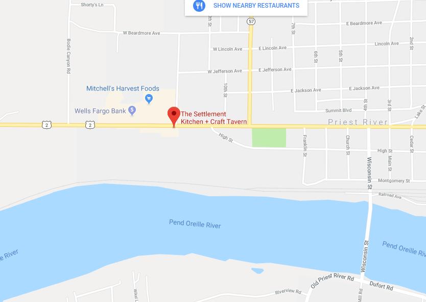 5634 Hyw 2, Priest River, ID 83856