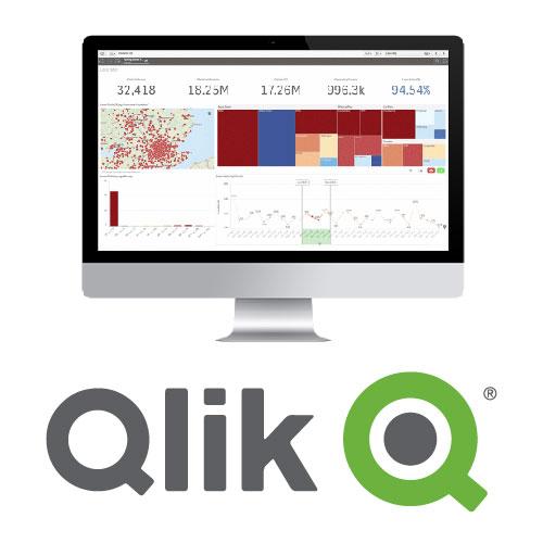 Analítica de datos - Qlik