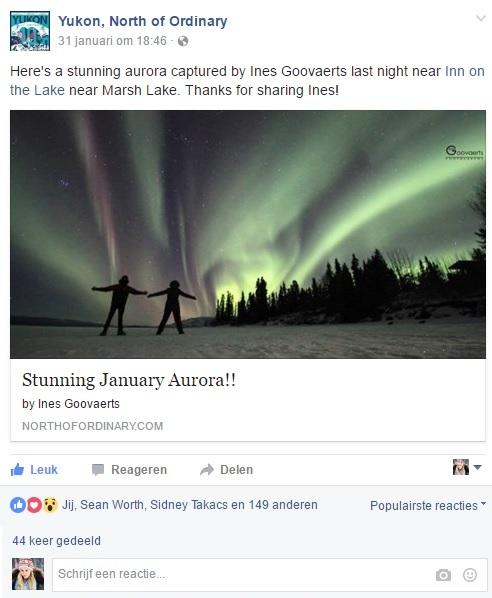 Yukon, North of Ordinary 31 jan 2017 fb zonder comm.jpg
