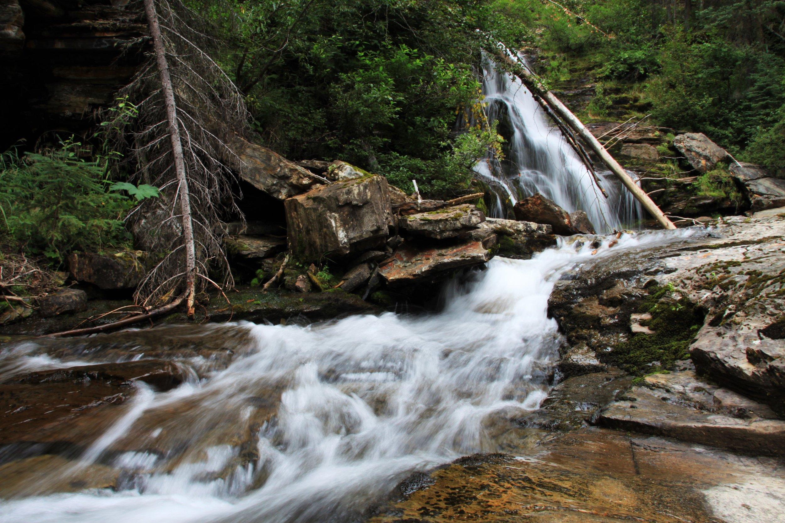Bijoux Falls II