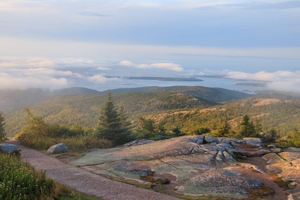 Cadilac Acadia National Park, Maine
