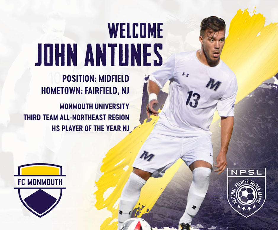 Welcome John Antunes.png