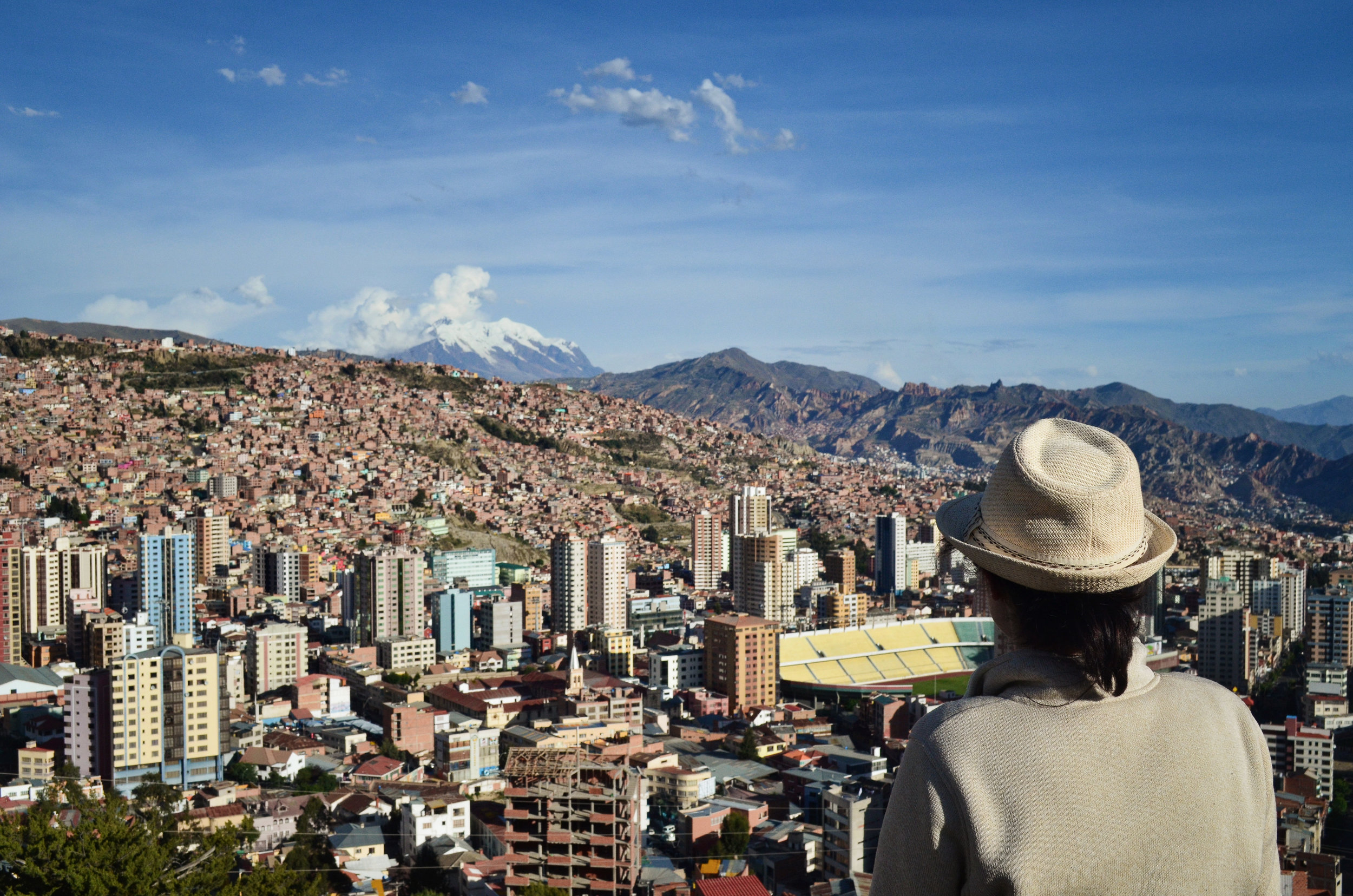 The La Paz horizon