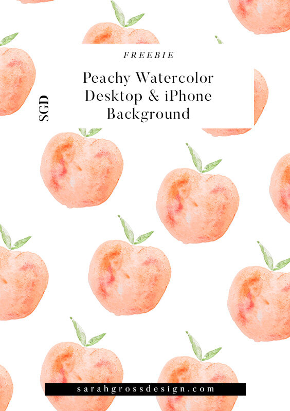 Free printables, peach watercolor background, peach watercolor painting, free download, watercolor art background