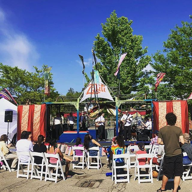 Yesterday was amazing!! Thank you to everyone who came out, performed, helped, enjoyed and played with us! Big thanks to @rokahueka for scoring our circus with your music 🎶🎉 Repost from @girlnamedcole  It was awesome to see @zabiticircus  bringing FREE CIRCUS to the West Colfax neighborhood yesterday! Way to go guys!!!! We hope to be hosting them at our place soon! @rainbowmilitia #freecircus #familyevent #outdoors #spring #circus #sunshine #circuseverydamnday #westcolfax  #circuswagon #zabiticircus #zabiti #rainbowmilitia #westcolfax #denvercircus