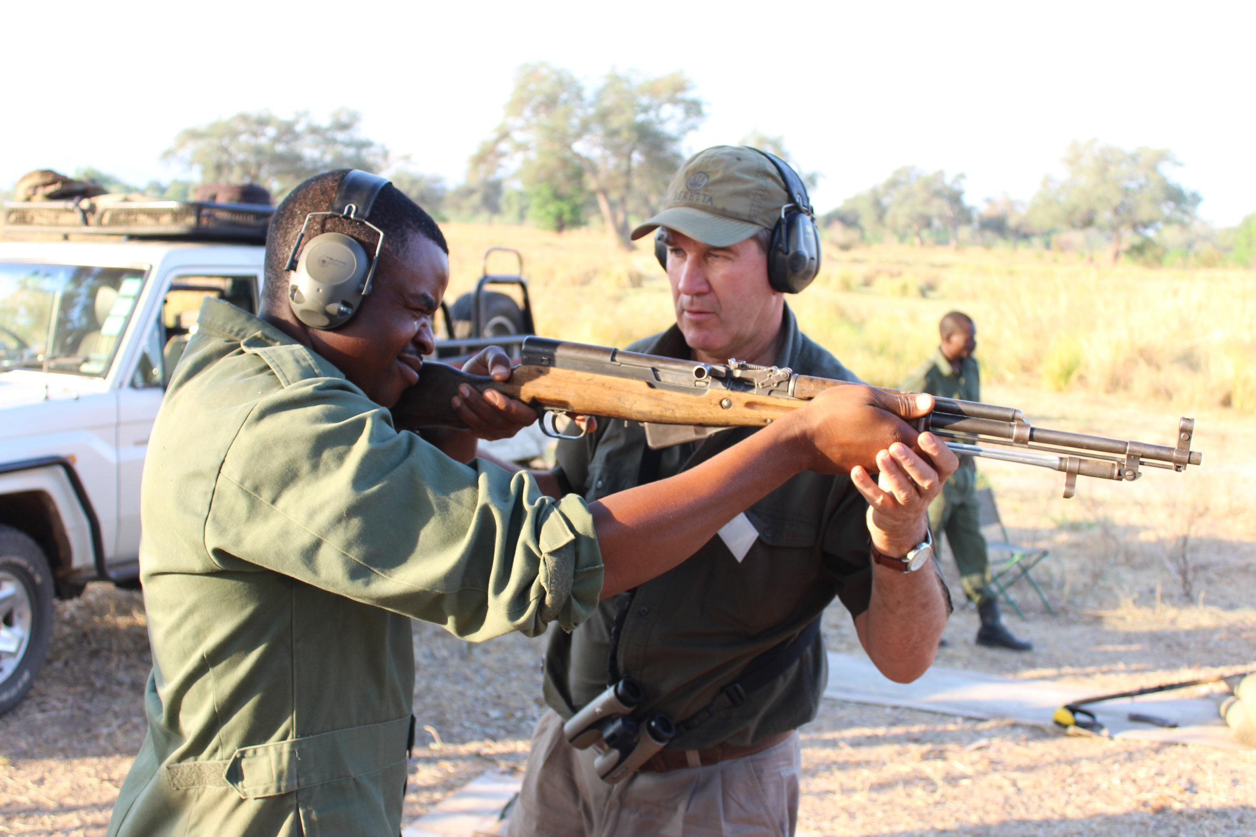 Ranger firearms training course in action with Andy Hunter.jpg