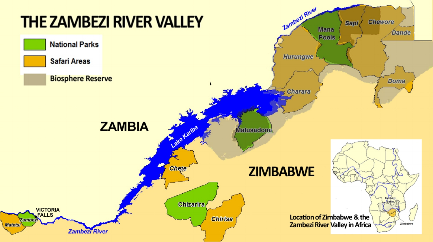 - Our activities are focused on the southern section of the Zambezi Valley, within Zimbabwe, which is one of the world's largest, contiguous areas of protected, unsettled, wild land set aside for natural resource conservation.