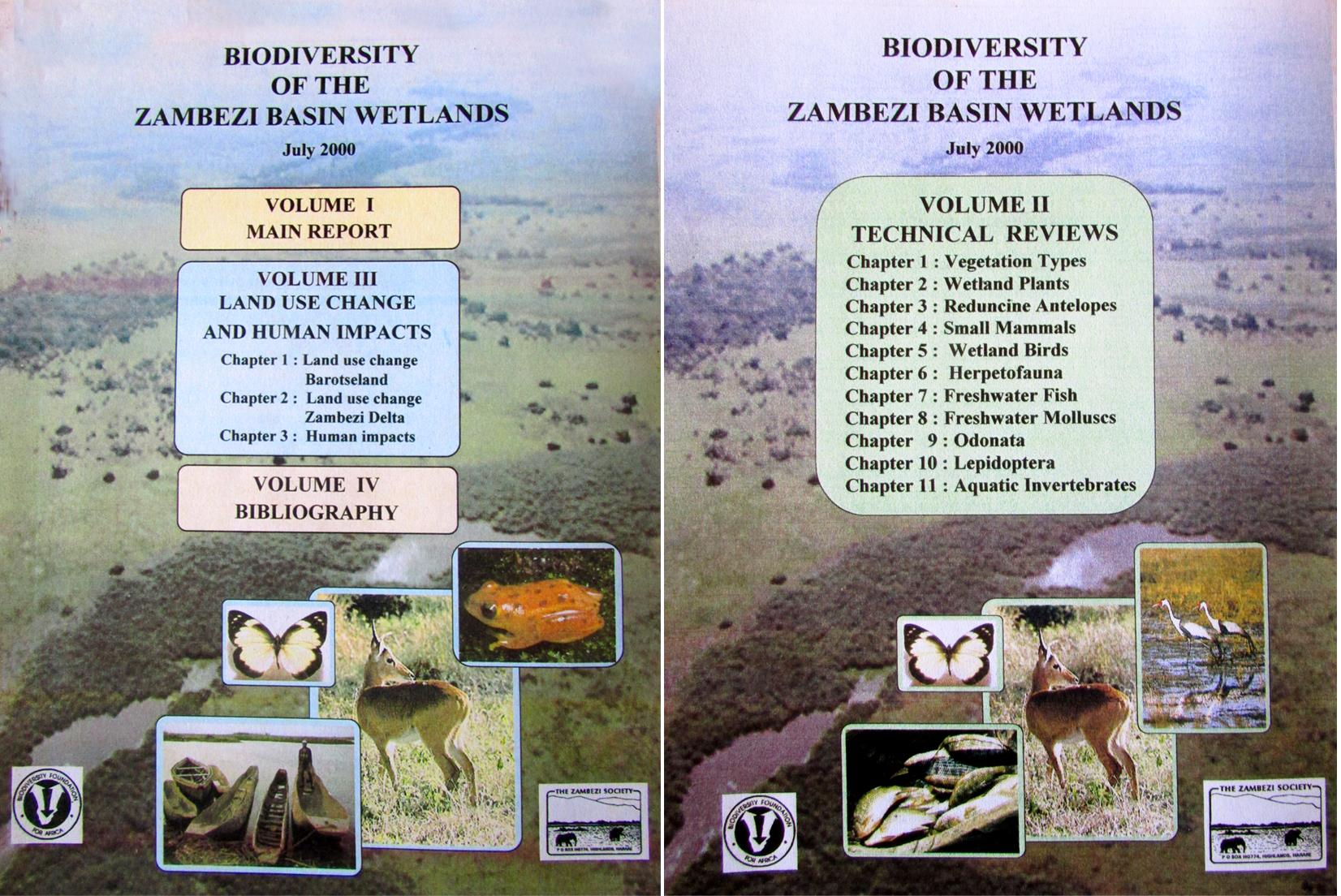 Biodiversity of the Zambezi Basin Wetlands reports.jpg