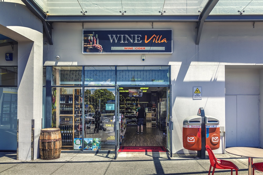 WINE VILLA -