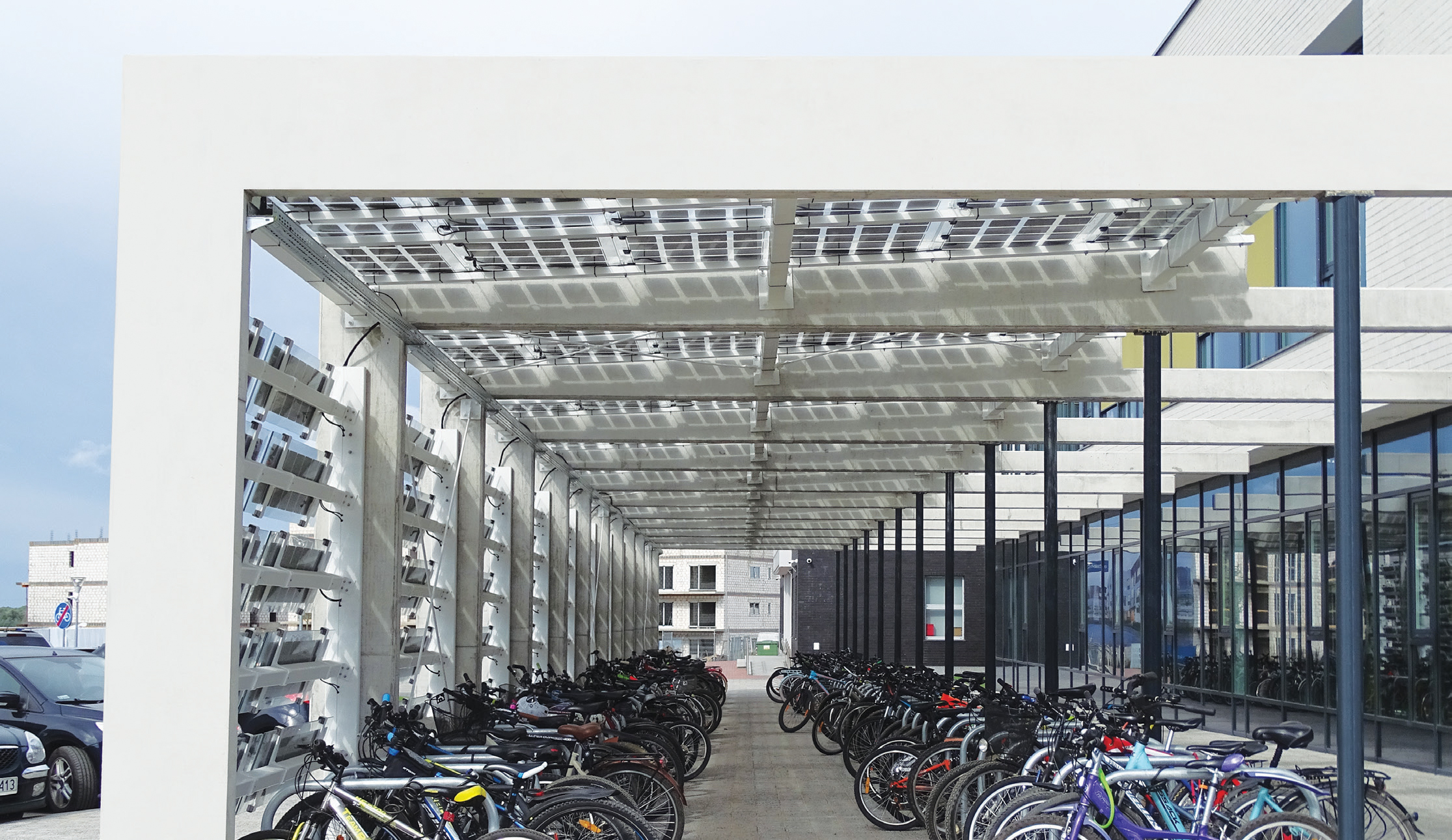 07. Photovoltaic Skylight Bike shelter.jpg