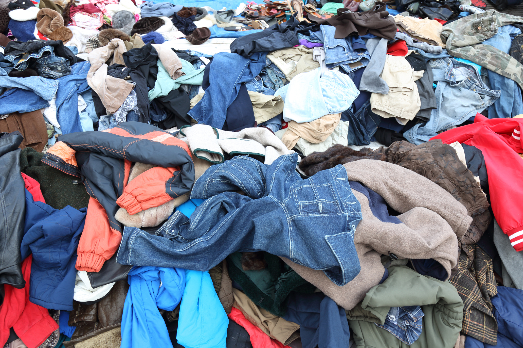 Textile and leather waste which is not segregated at source for recycling or reuse will be sent to the incineration plant. The incinerated waste is then transported to Semakau Landfill.