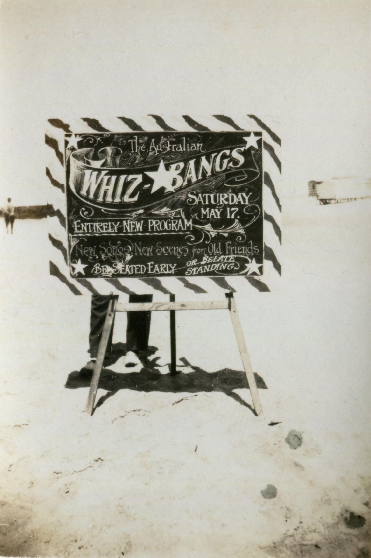reg walters031 Whiz Bangs playing Sat 17 May 1919.jpg