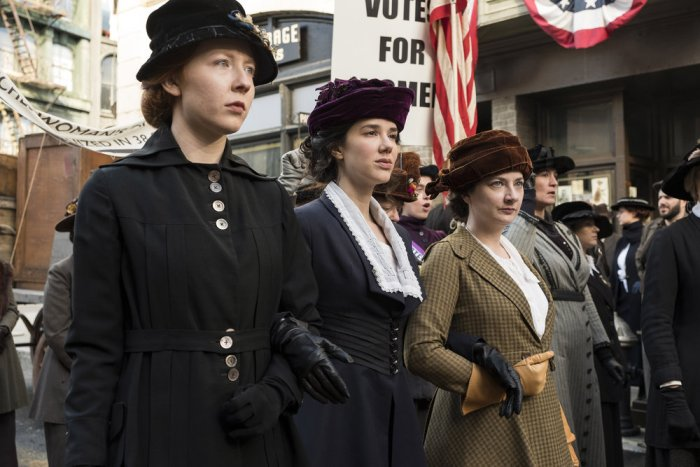 Alice Paul changed history. Now, it's time to save it. - TUNE INTO NBC'S TIMELESS SUNDAY'S 10/9 C