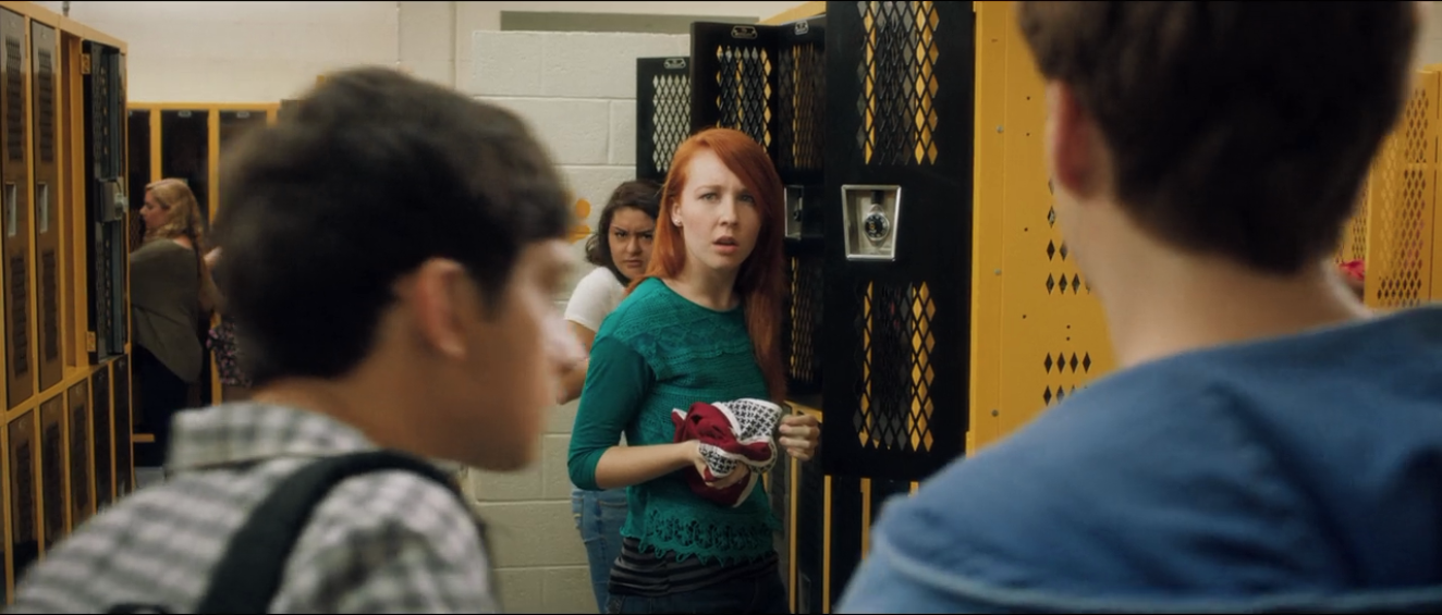 GLENNELLEN ANDERSON appeared in the feature film,     Premature    , starring Craig Roberts and Alan Tudyk. The film went to several festivals, and is now on Netflix.
