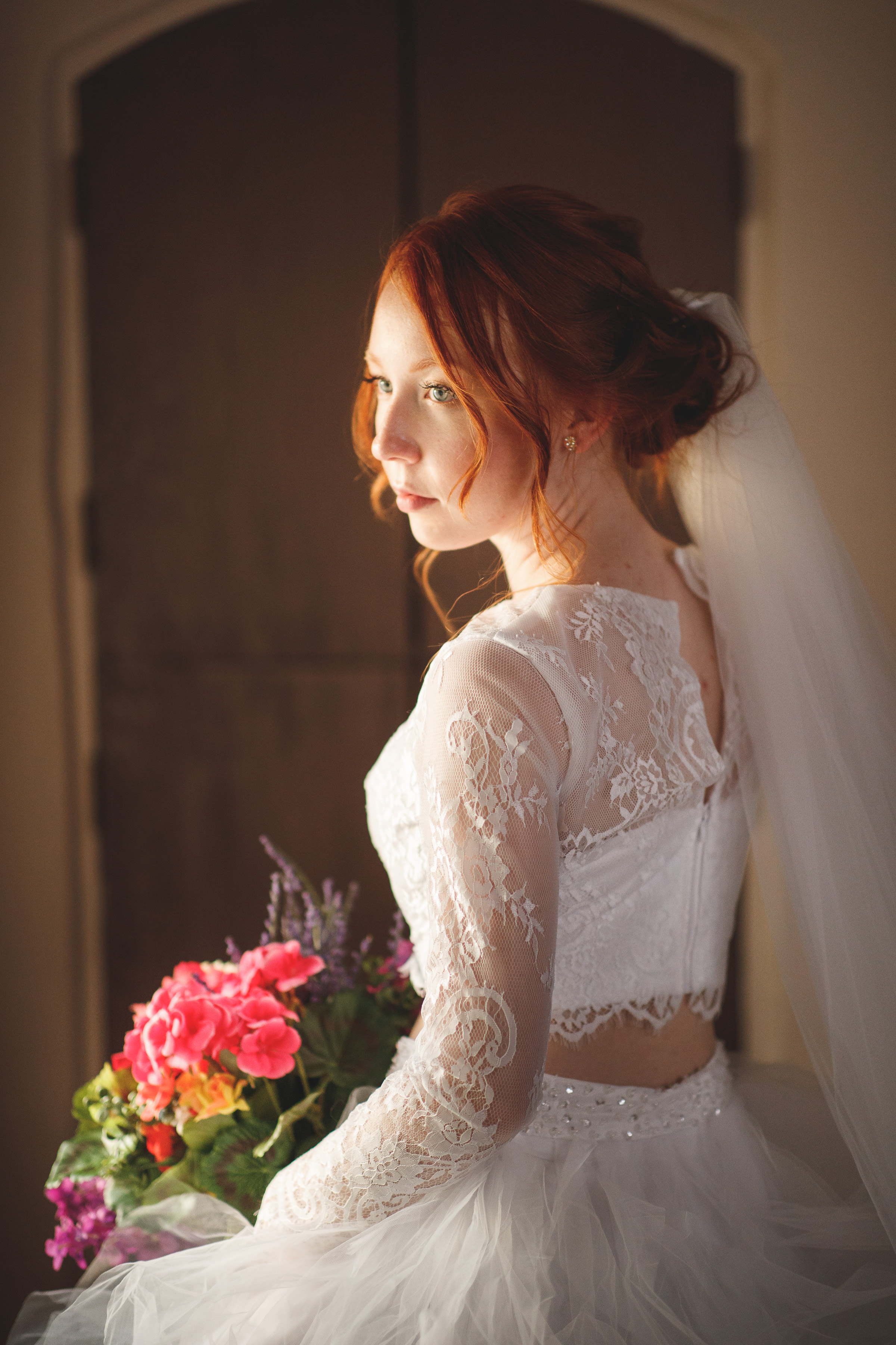 WEDDING EDITORIAL - PHOTOGRAPHY BY JD RENES