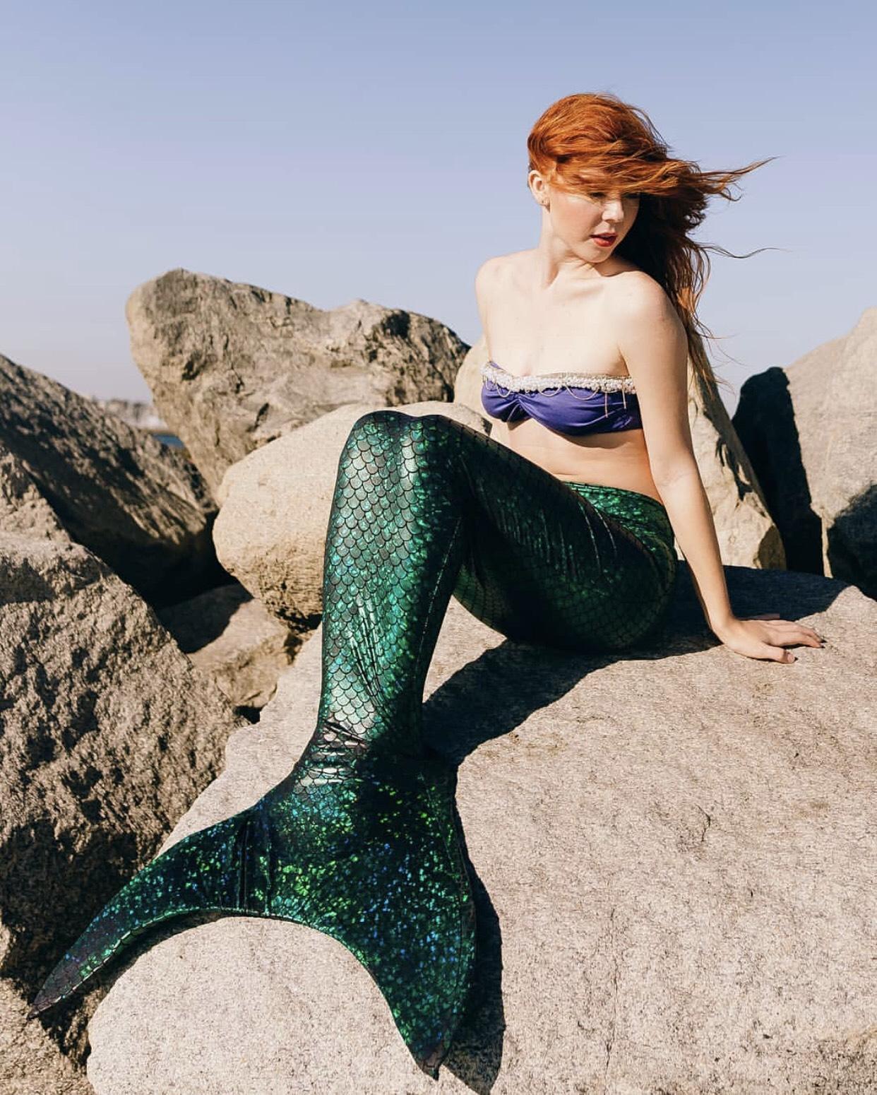 SWIMBRAYV x Secretly a Mermaid - PHOTOGRAPHY BY TIFFANY MANSOUR NON-PROFIT & CLOTHING BRAND SPONSORSHIP